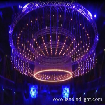 3D DMX Pixel Tube Stage Lighting