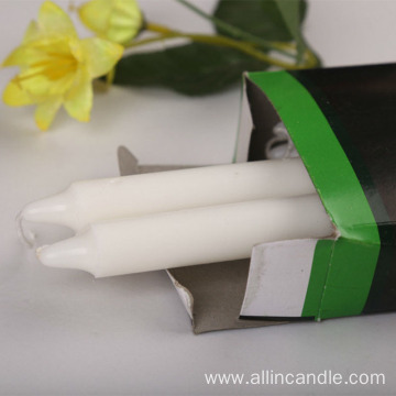 40g libya candel white candle in bulk