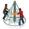 Freestanding Soft Climbing Net Playground For Kids