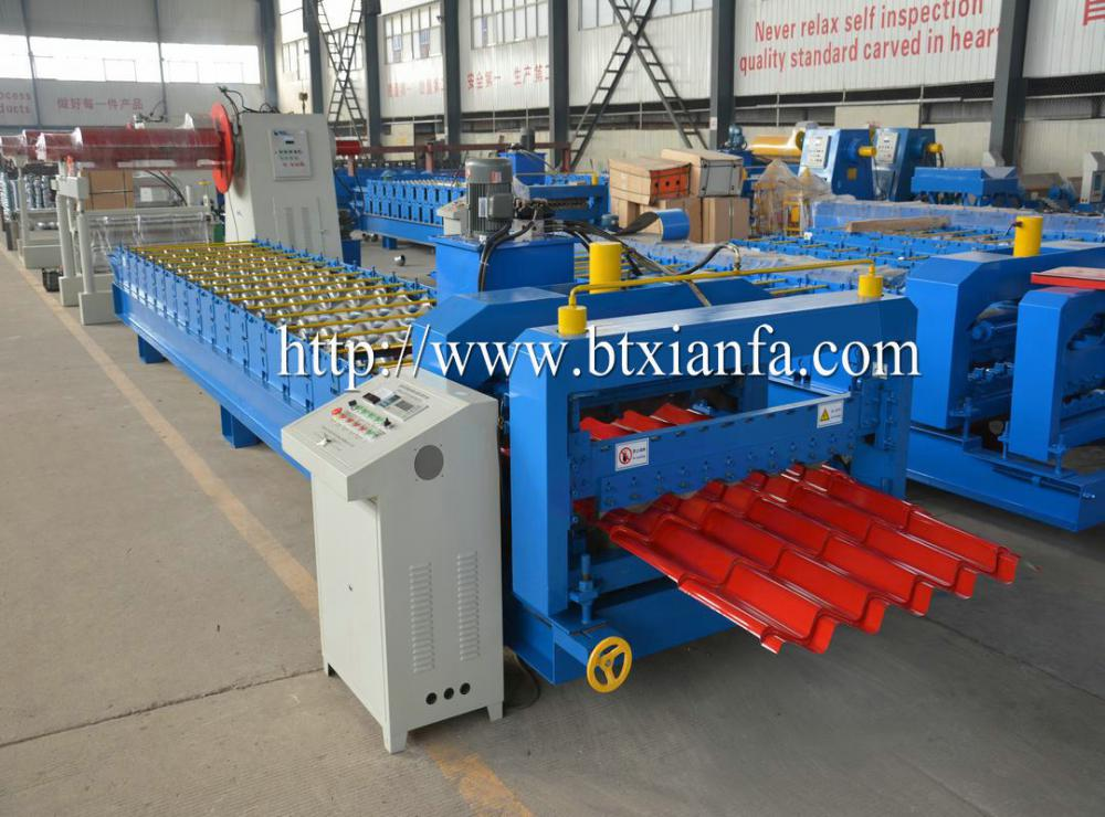 steel forming roll machine 2