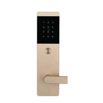 Apartment lock with code