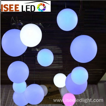 24V Disco Ceiling Hanging 3D Led Ball