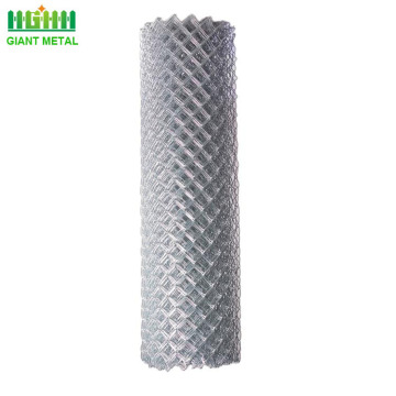Diamond Wire Mesh Fence Used Chain Link Fence