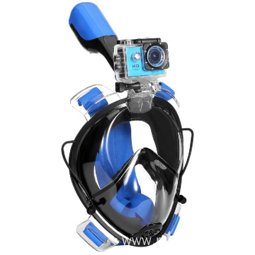 Approved Anti Fog Surface Full Face Mask Diving
