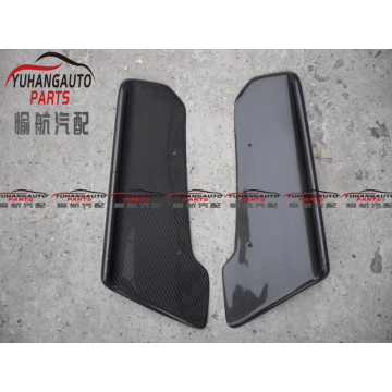 Rear corner wrapping angle Carbon Fiber