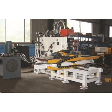 Hydraulic Steel Plate Punching Drilling Machine