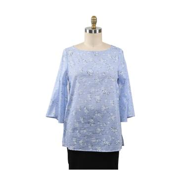 Plus Large Size Women's Blouses Summer Tops