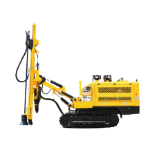 YKD-650 Hydraulic Integrated Crawler DTH Construction Rig