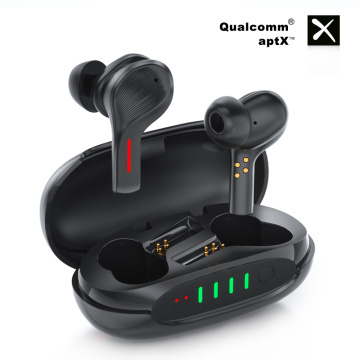TWS-S9 Earbuds Wireless Bluetooth 5.0 QCC3020 Chip ANC Earphones Dual Microphone HD Call HIFI Stereo Sport Headset