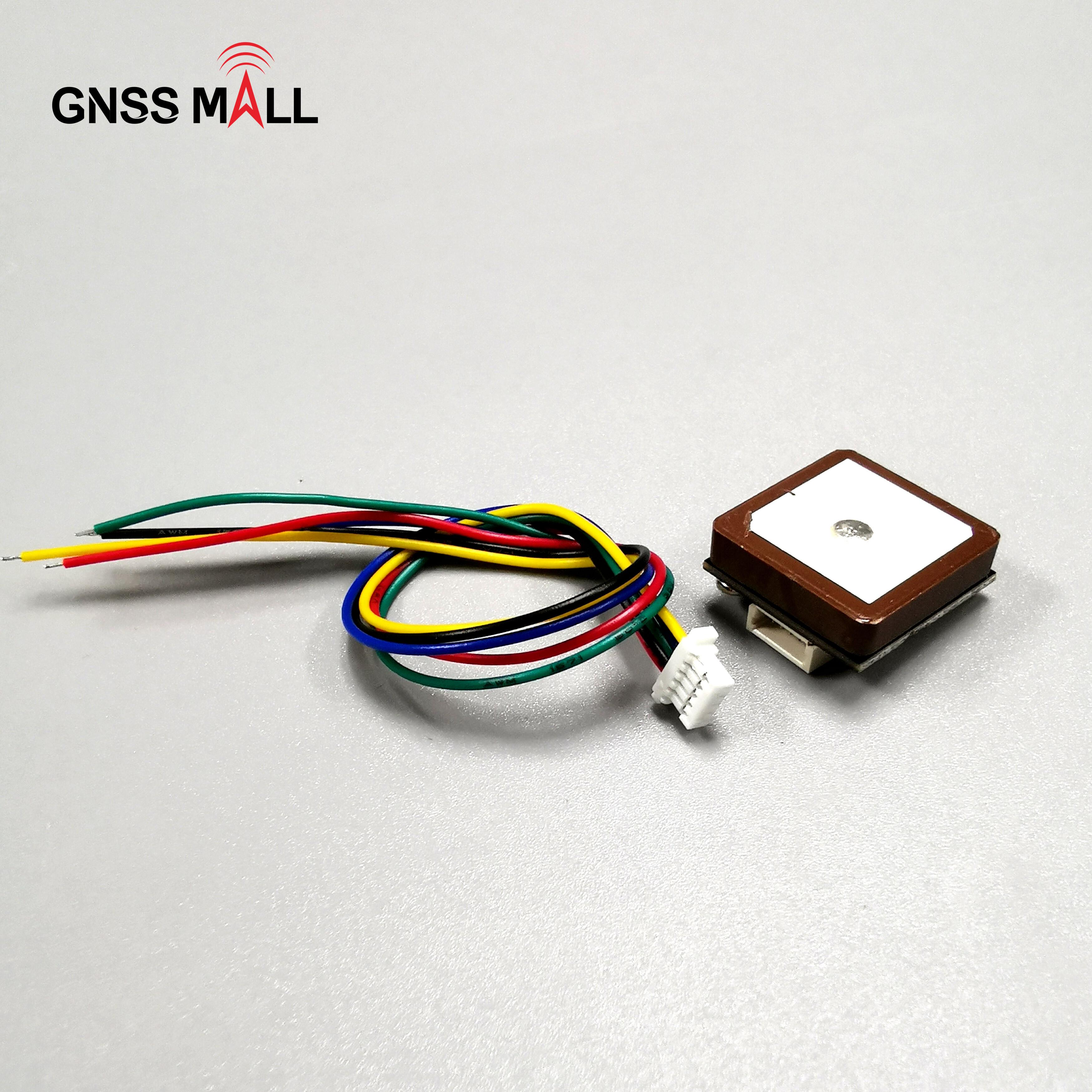 small size gps drone UART level GPS Module GPS GLONASS Dual-mode uav GNSS module,GPS module antenna,built in Flash topgnss
