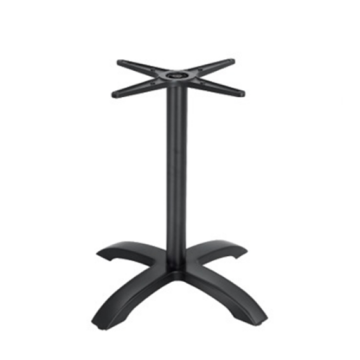 black aluminum table legs for sale