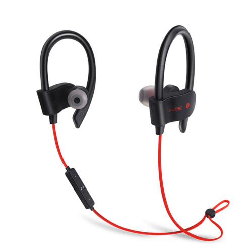 Bluetooth wireless sport training headphone ear hook headset