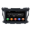 Car DVD Player for Nissan Morano 2015