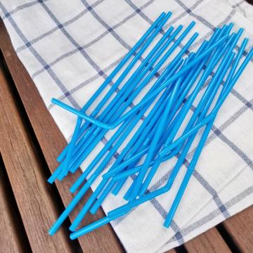 Eco-Friendly Compostable Flexible PLA Disposable Eco Straws