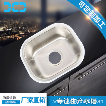 18gauge stainless steel undermount kitchen sink ensemble