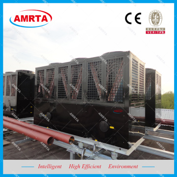 DC Inverter Air Cooled Modular Chiller Heat Pump
