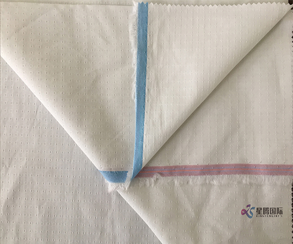 Both Sides of Quality Cotton Fabric