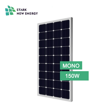 Hot Sell Of Mono 150W Solar Panel