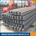Crane Steel Rail S30 Used In Mining Railroad