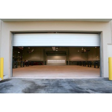 High Level Spiral Rapid Shutter Door