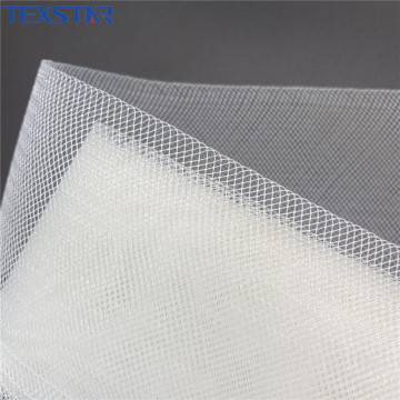 High Quality Crinoline Horse Hair Braids Mesh Fabric