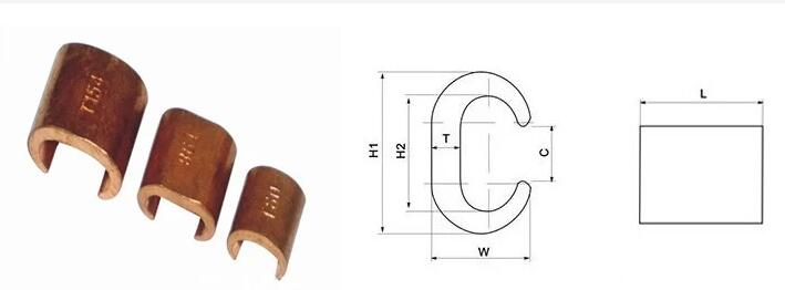 CCT Copper Clamp