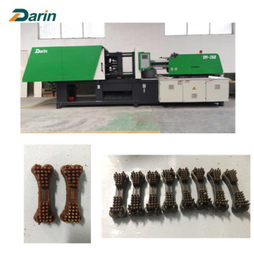 Injection Molded Dog Snacks Making Machine