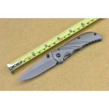 The Military Camping Pocket Knife