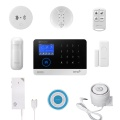[Package] Digoo DG-HOSA 433MHz Wireless GSM&WIFI DIY Accessories Smart Home Security Alarm System Kits Carbon Monoxide Sensor
