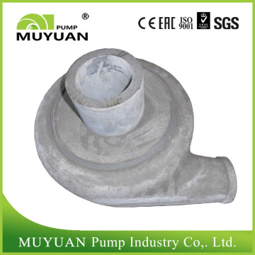 Thickner Underflow Ceramic Slurry Pump Volute Liner