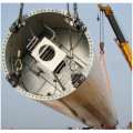 Tower Tube Export to France Wind Power Part