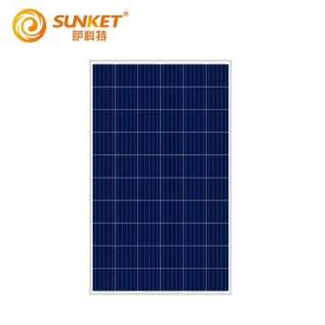 270W Poly Solar Power Panel compared with Jinko