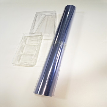 Thermoforming Rigid Pvc Plastic Film For Egg Trays