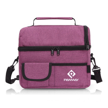 Outdoor Food Delivery Soft Cooler Bag For Insulin