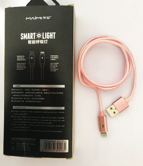 Braided Lightning Cable