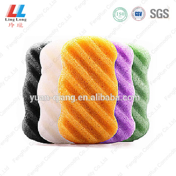 Bulk twill car sponge cleaning