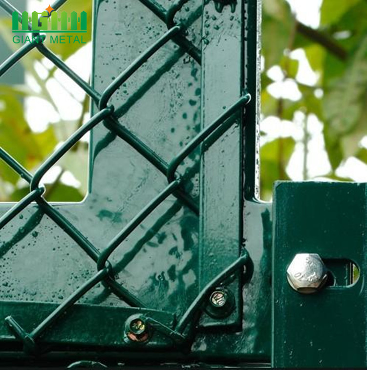 Quality Pvc Coated Chain Link Mesh Fence Prices