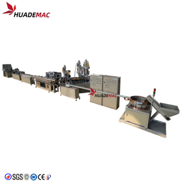Drip irrigation PE pipe making machine