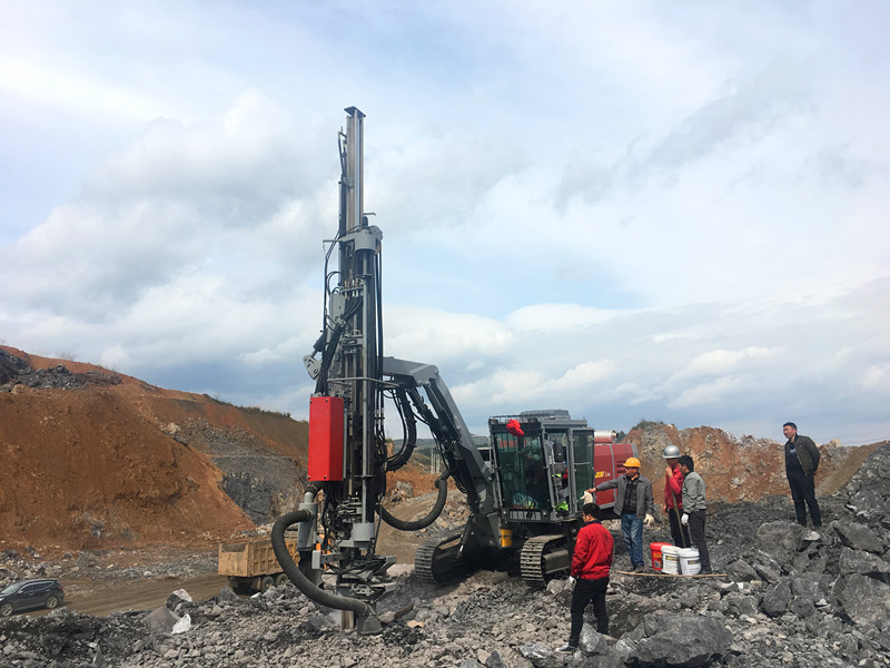 gia a7 mining drilling rig