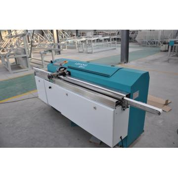 Insulating glass manufacturing plant sealant tape extruder