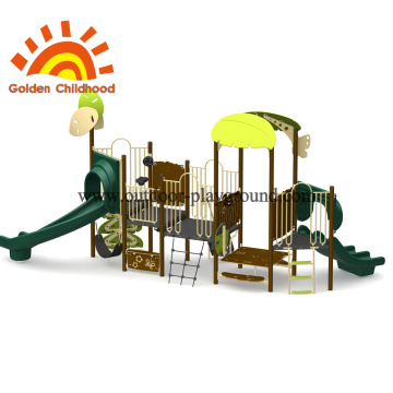 Safe Outdoor Playground Equipment For Children
