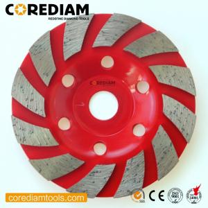 150mm Sinter Stone Turbo Cup Wheel