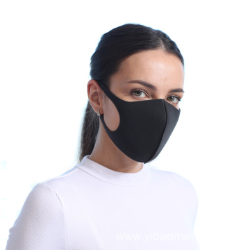 reusable cotton face mask with filter pm2.5