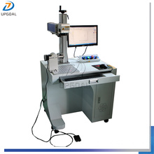 Stainless Steel Cylinder Fiber Laser Marking Machine with Rotary Axis
