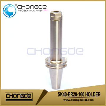 SK40-ER20-160 High Precision CNC Machine Tool Holder