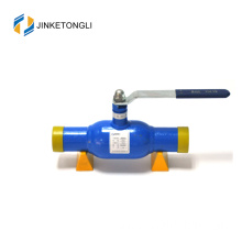 High quality api6d astm a105 stainless steel welded pressure ball valve dn125