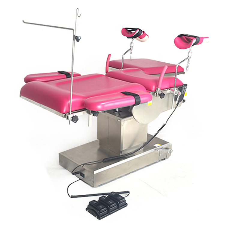 Operating Table for Obstetric Gynecology Baby Birthing