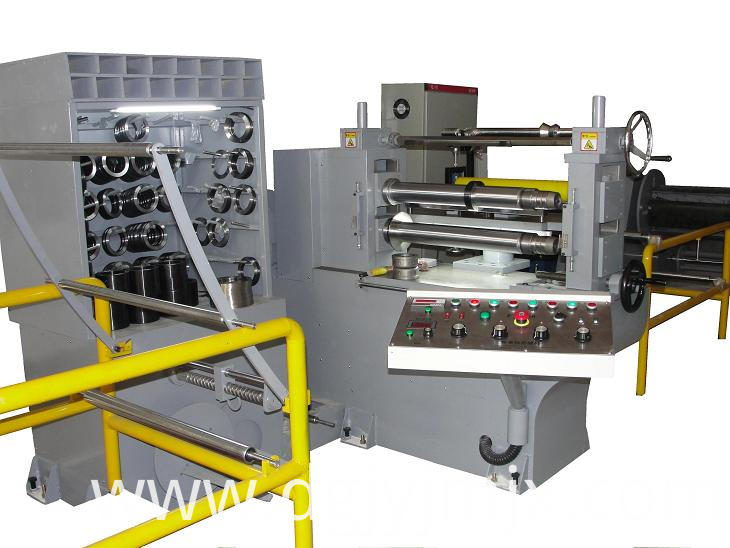 Iron Belt Split Slitting Machine