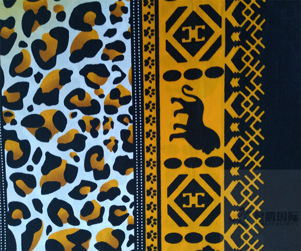 New Model Wax Prints Fabric