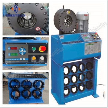 2 inch hydraulic hose press crimping machine